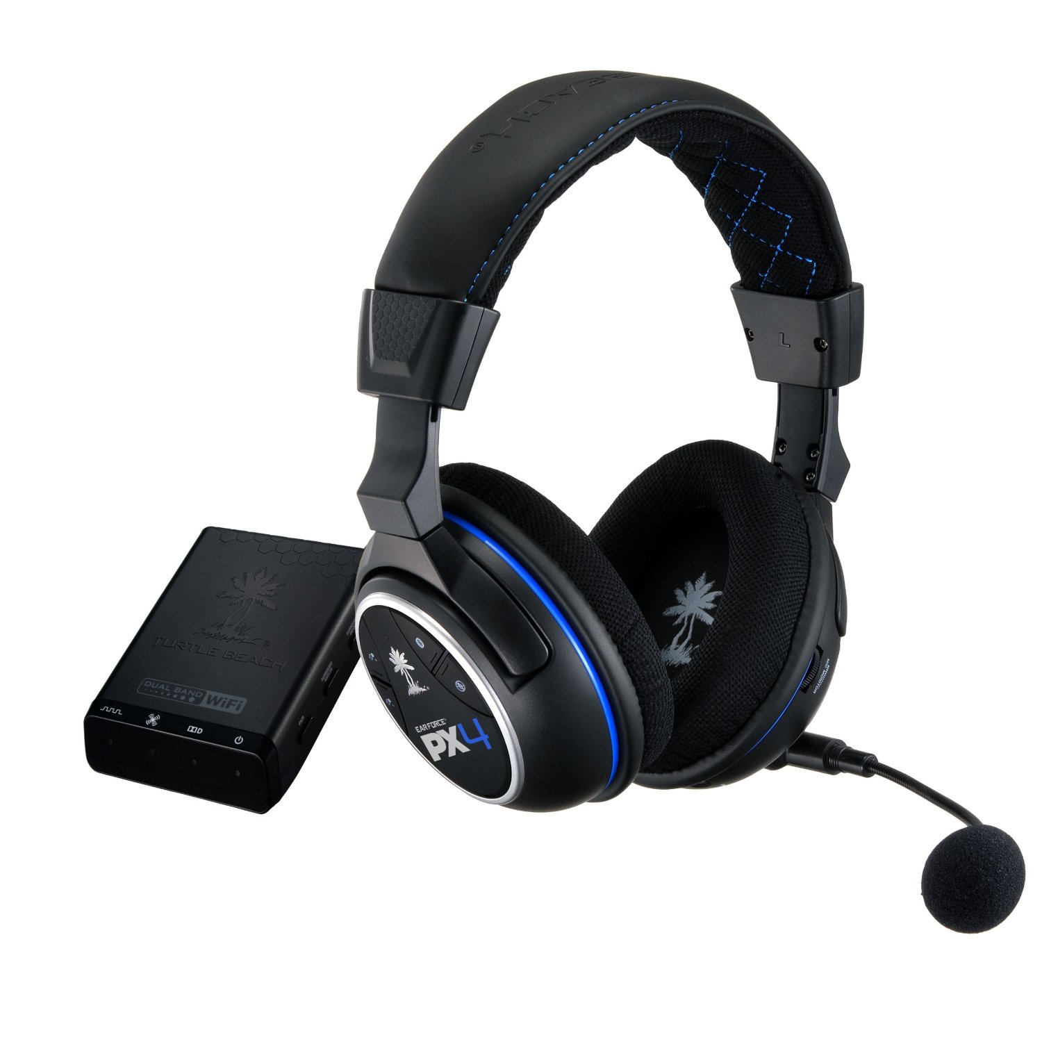 TheGamersRoom » Turtle Beach PX4 Wireless Headset (PS4) Review
