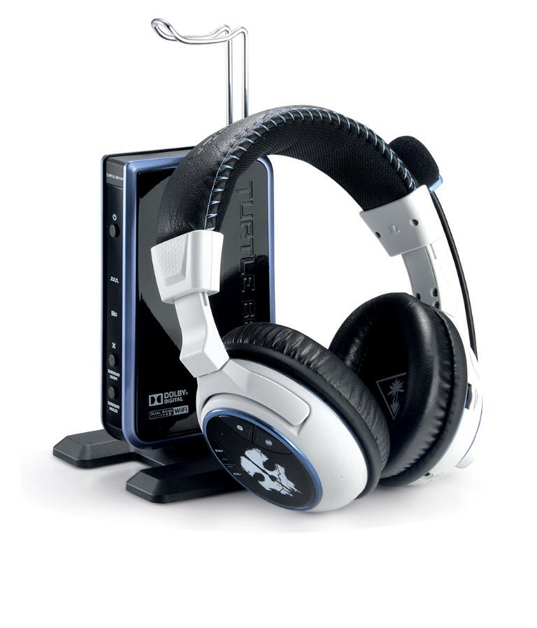 COD Ghosts Phantom Ear Force Review