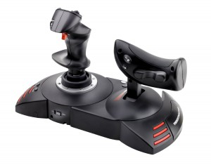 Thrustmaster T-Flight Hotas X Joystick 2