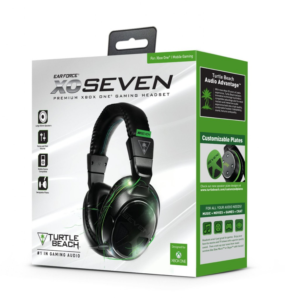 Turtle Beach XO7 Ear Force Headset Xbox One 10