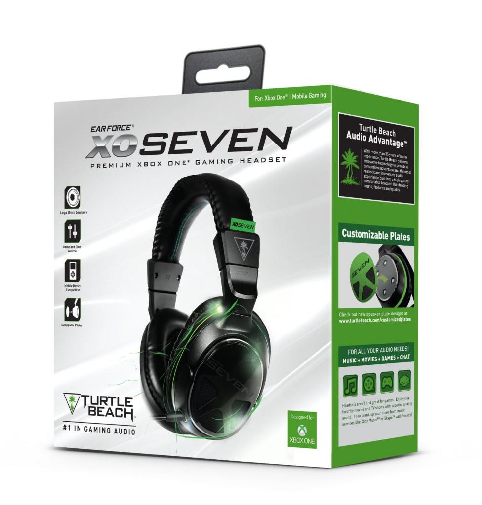 Turtle Beach XO7 Ear Force Headset Xbox One 10