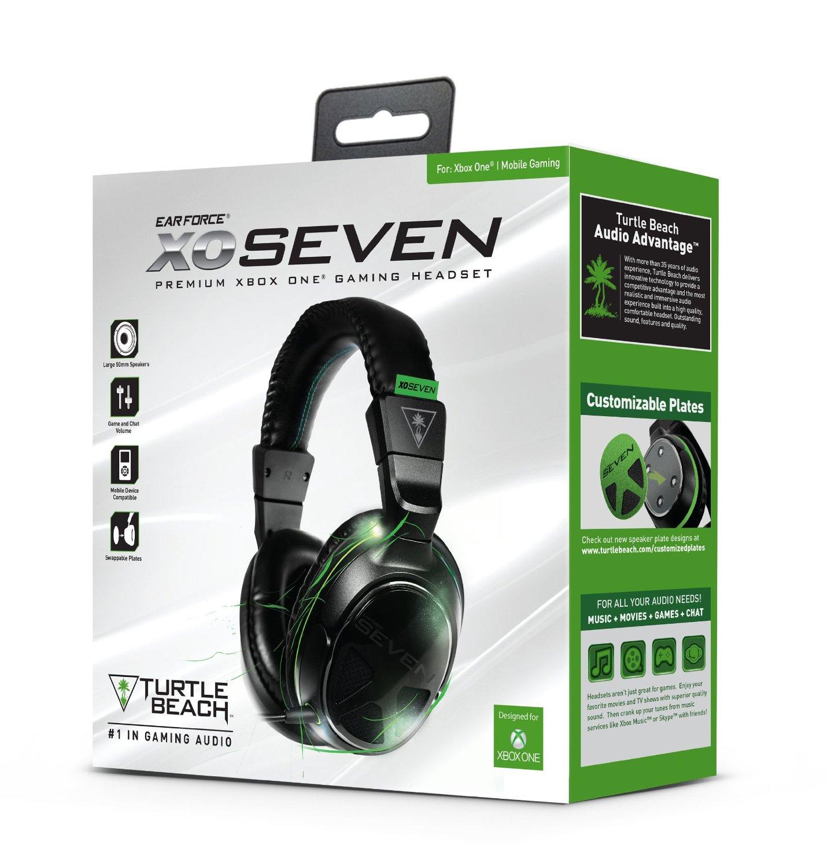 Turtle Beach XO7 Ear Force Headset Xbox One 10 | TheGamersRoom