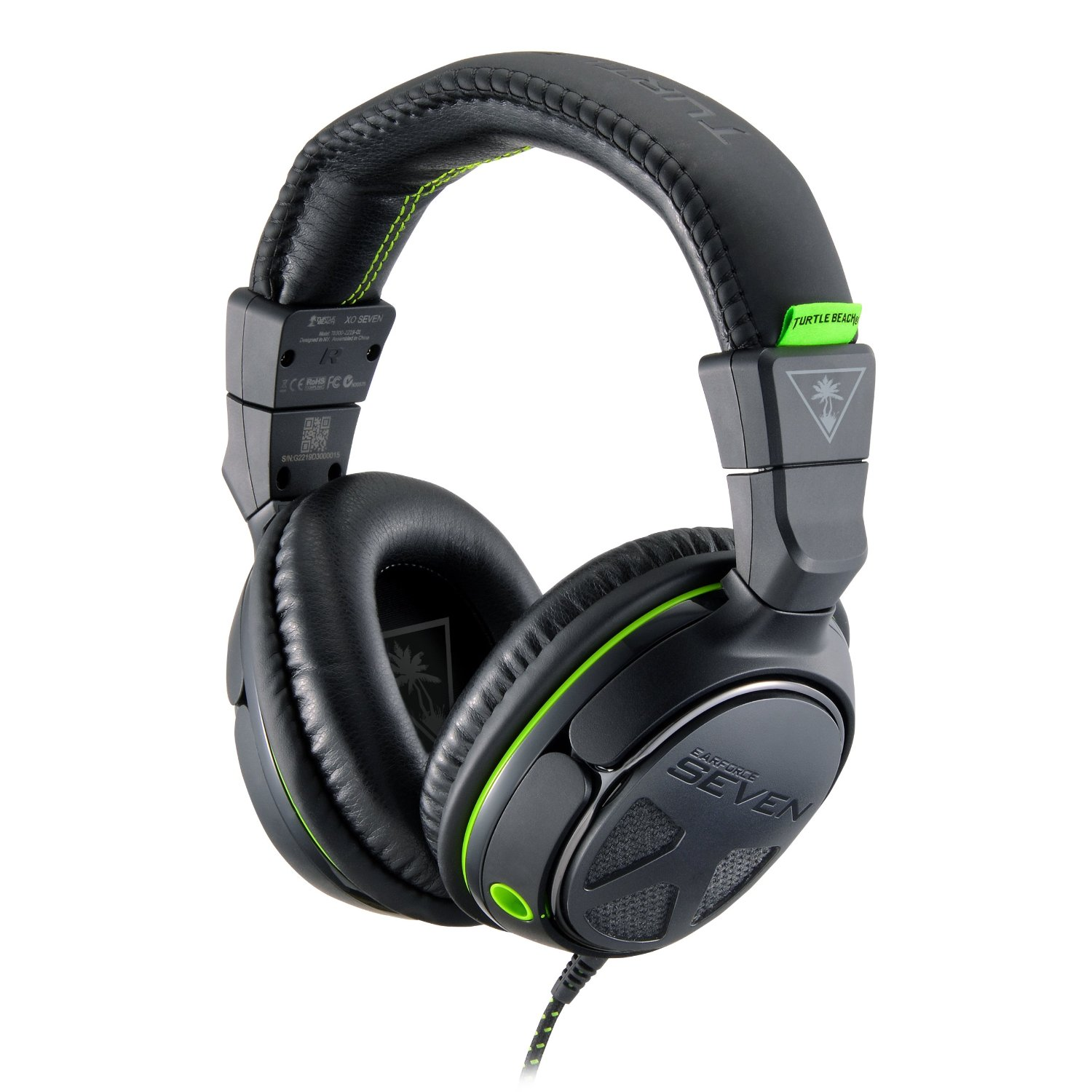 thegamersroom turtle beach ear force xo7 headset xbox. Black Bedroom Furniture Sets. Home Design Ideas