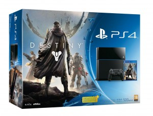 Destiny PS4 Black