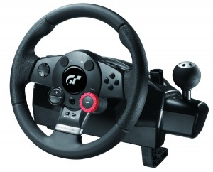 Logitech Driving Force GT Review 2