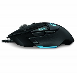 Logitech G502 Proteus Core Tunable Gaming Mouse 2