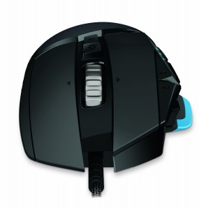 Logitech G502 Proteus Core Tunable Gaming Mouse 3