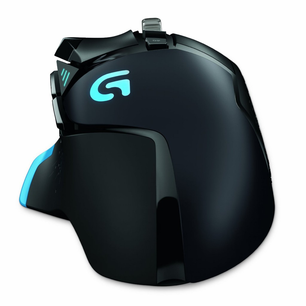 Logitech G502 Proteus Core Tunable Gaming Mouse 4