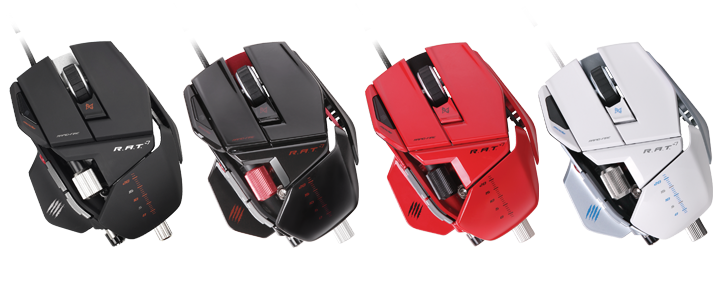 Mad Catz R.A.T.7 Mouse 7