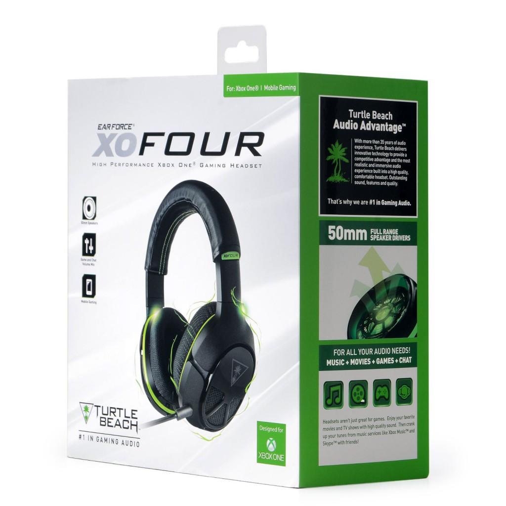 Turtle Beach XO4 Headset (Xbox One) 6