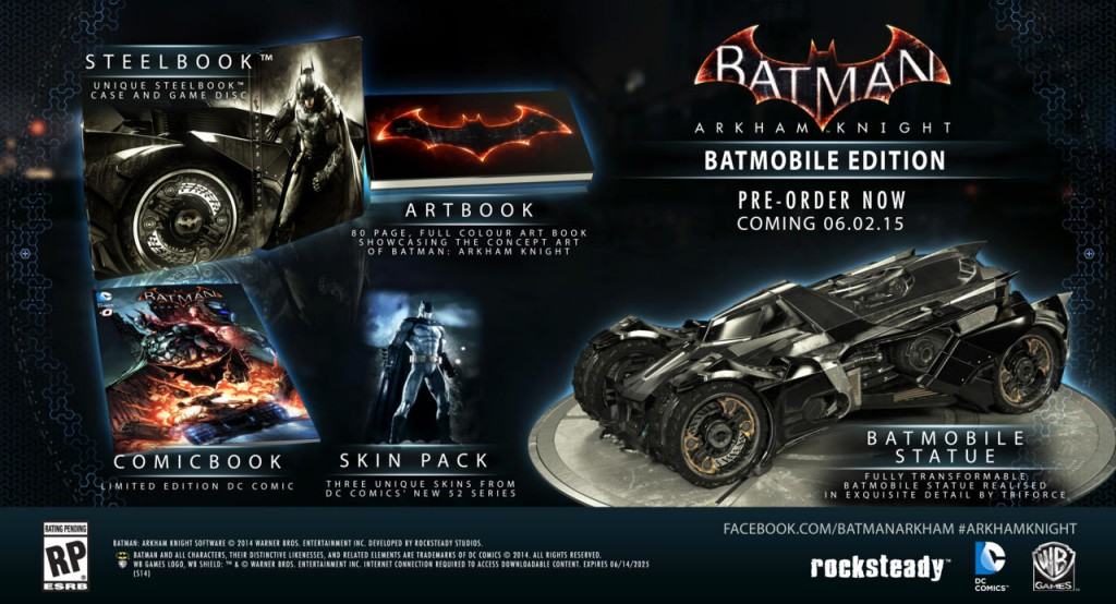 Arkham Knight Special Edition