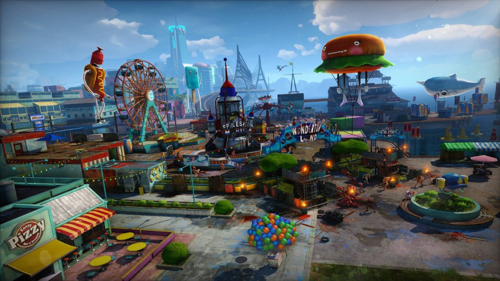Sunset Overdrive World