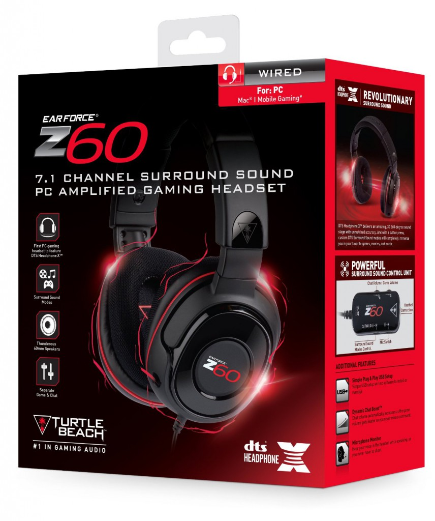 Turtle Beach Ear Force Z60 5