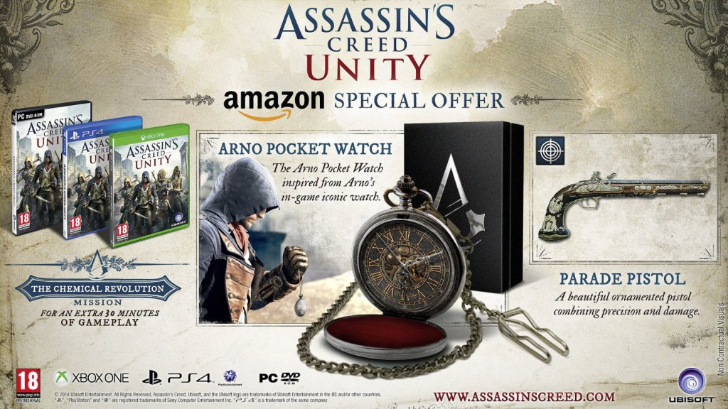 Amazon Special Offer Assassin Creed Unity 2