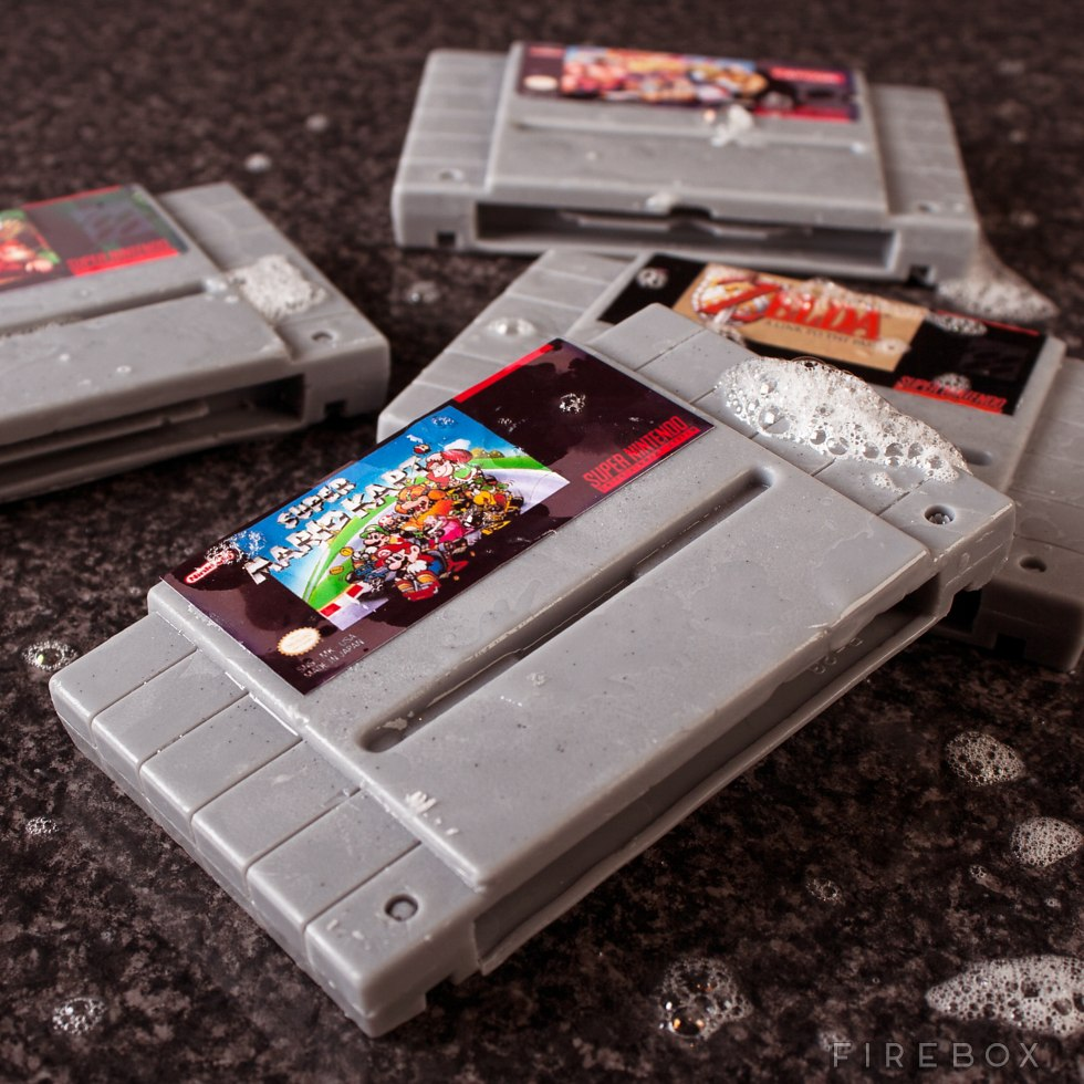 N64 Soap Cartridges