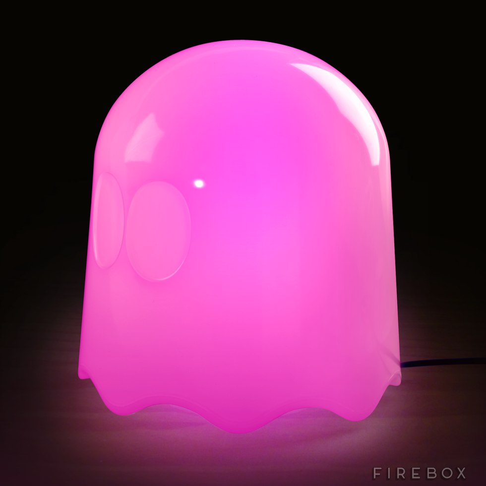 Pac Man Ghos Lamp