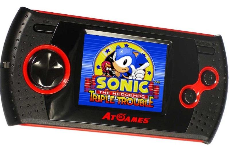 Sega Portable Gamer