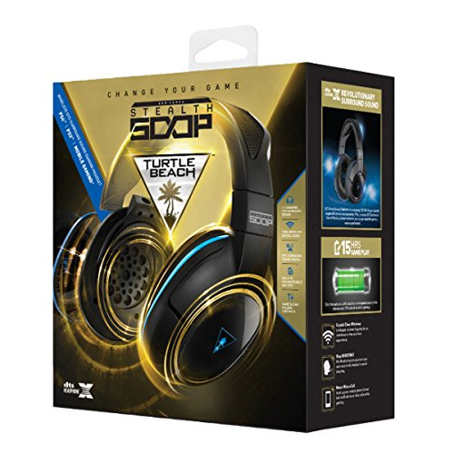 Turtle Beach Ear Force Stealth 500P 4