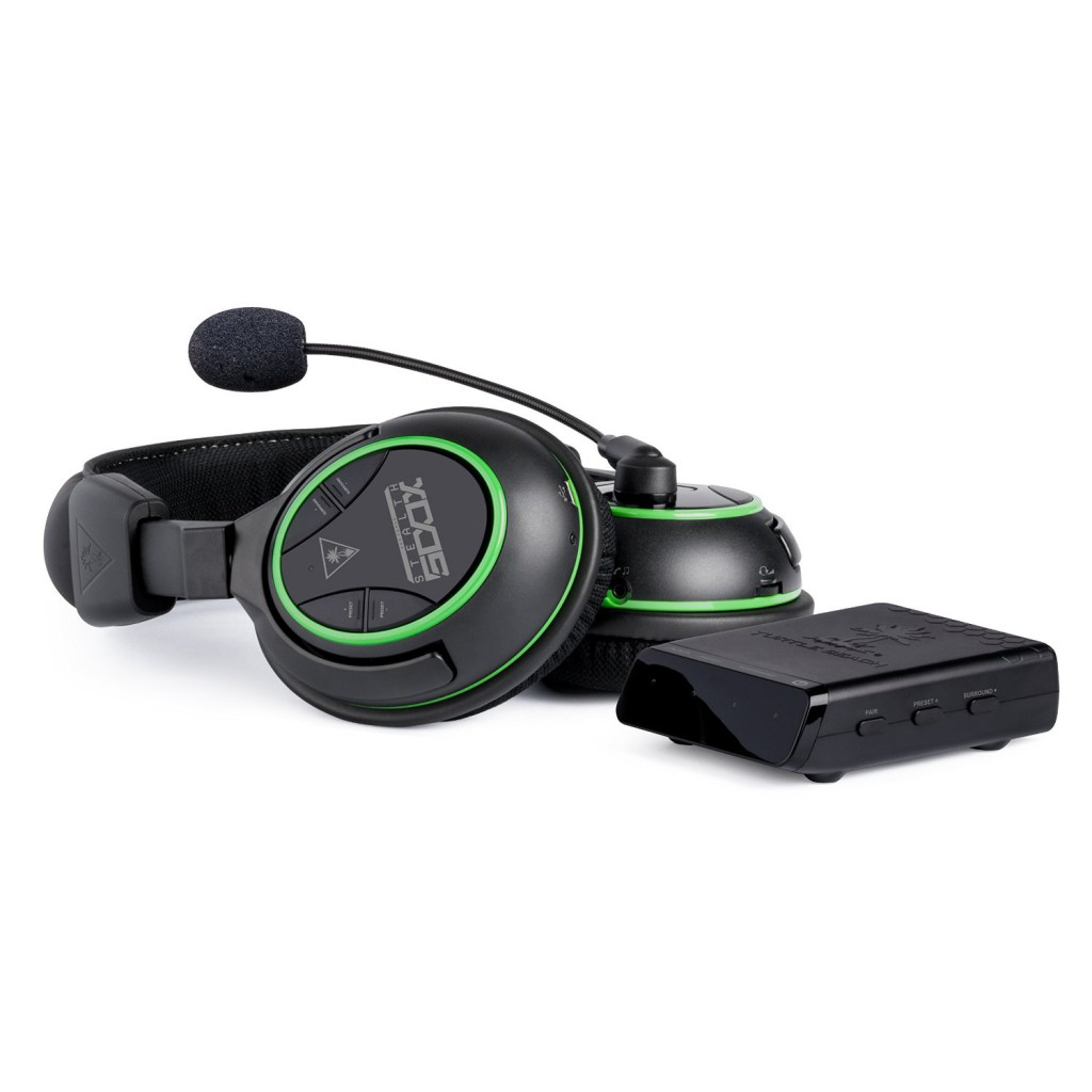 Turtle Beach Ear Force Stealth 500X 4