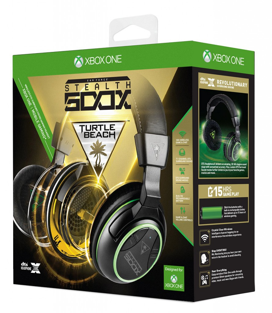 Turtle Beach Ear Force Stealth 500X 5