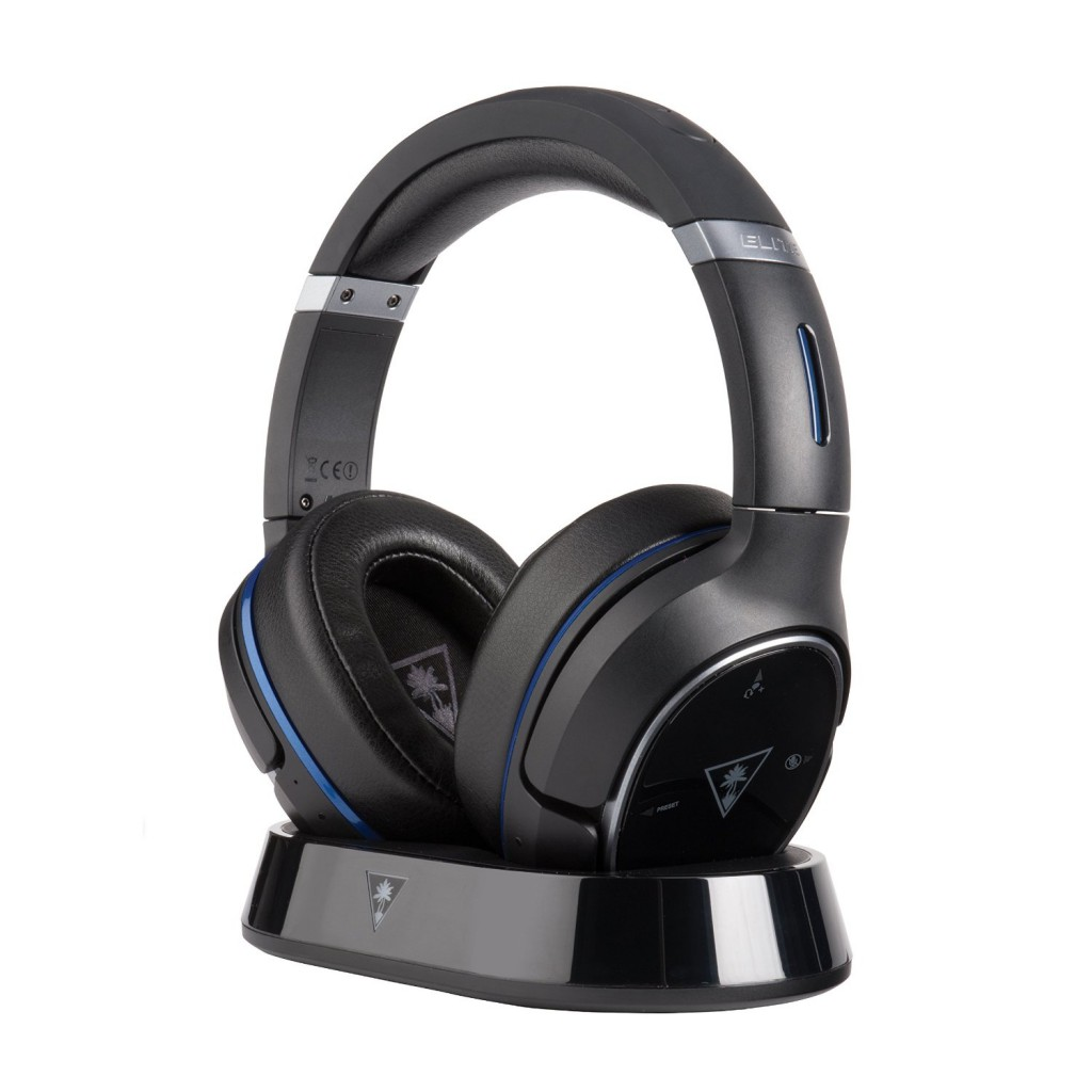 Turtle Beach Elite 800 Premium Wireless Headset 1