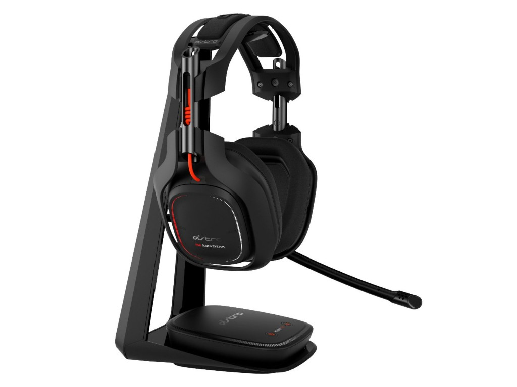 ASTRO A50 ON STAND