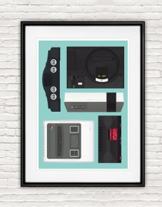 Console Print Handz