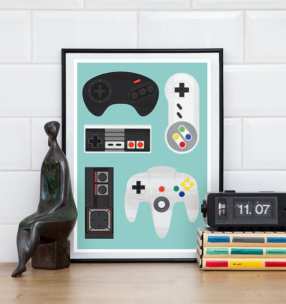 Controller Prints Handz
