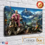 Far Cry 4 Canvas Art