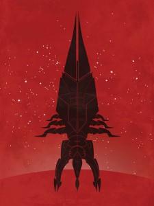 Mass Effct Reaper Jefflangevin