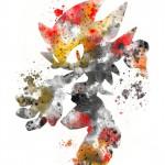 Shadow Subject Art Prints