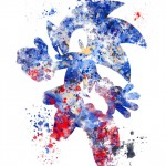 Sonic Subject Art Prints