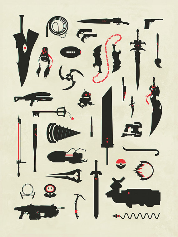 Weapons Jefflangevin