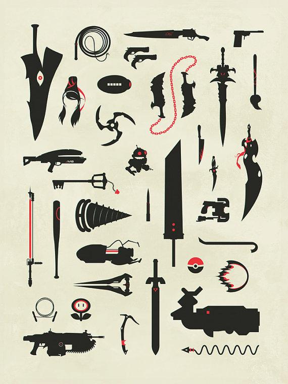 Weapons Jefflangevin