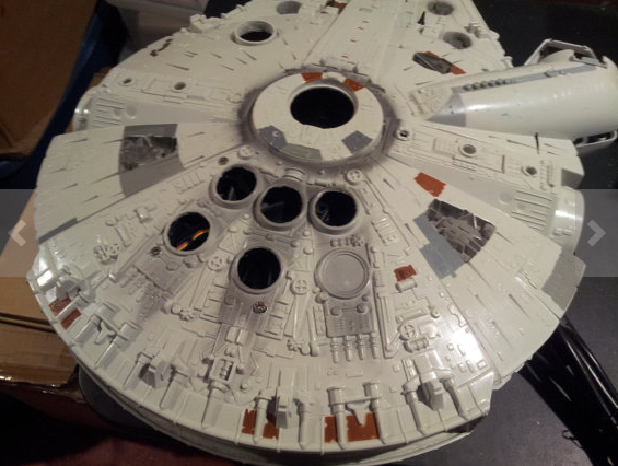 Millenium Falcon PC 1