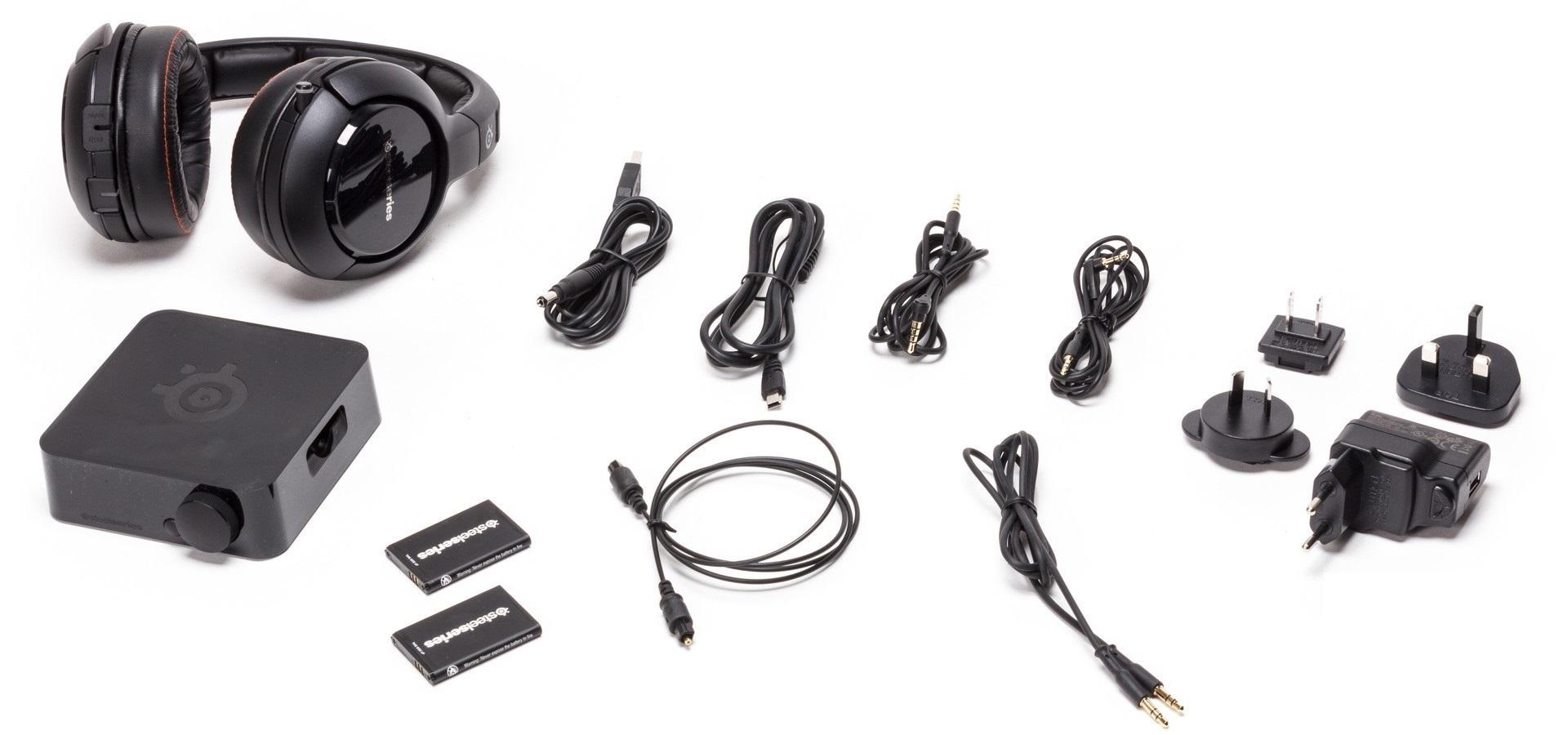 Steelseries H Wireless Headset Dolby 7 1 Surround Sound