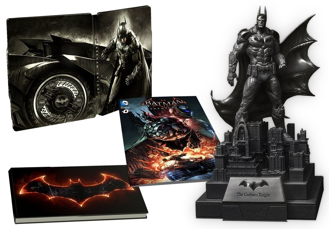 Arkham Knight Exclusive Edition