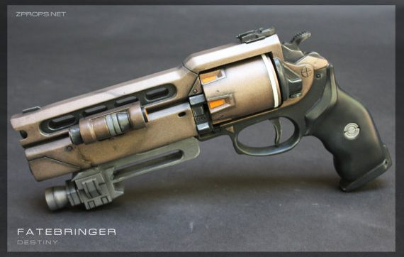 Breathtaking Destiny Hand Guns For Sale