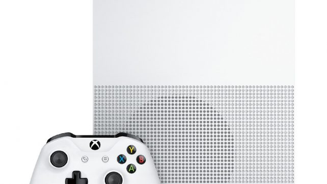 Xbox One S Release Date Announced